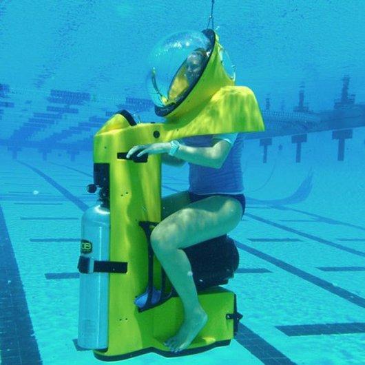 Подводный скутер HydroBOB