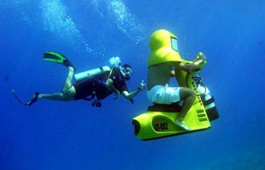 Подводный скутер Aqva Star