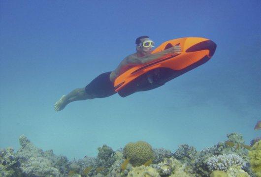 Подводный мотоцикл Seabob