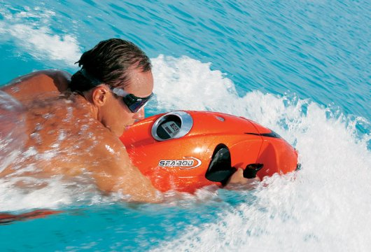 Diving Scooter Seabob Cayago