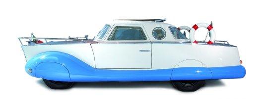 Boat-Car Fiat 1100