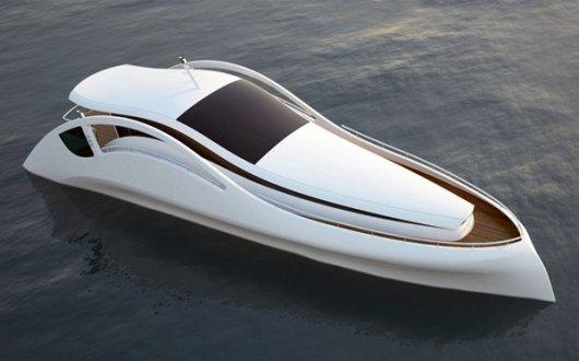 Морская яхта Speedline