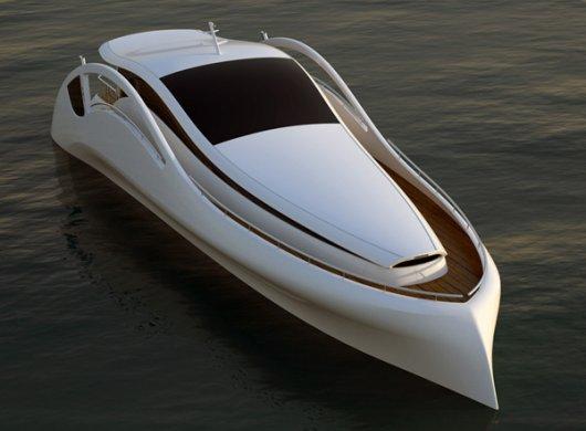 Прогулочная яхта Speedline