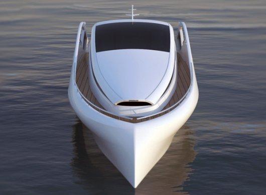 Итальянская яхта Speedline