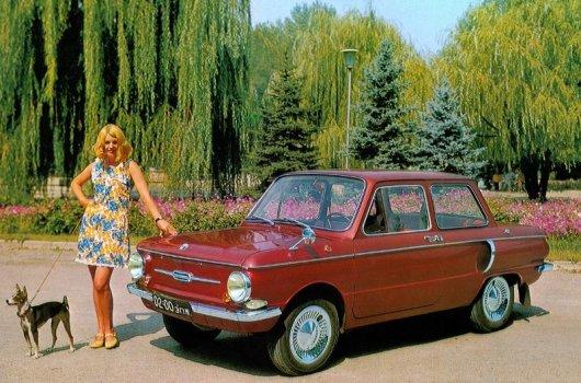 ZAZ-968A Запорожец