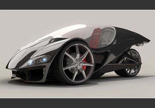 Concept car Hawk