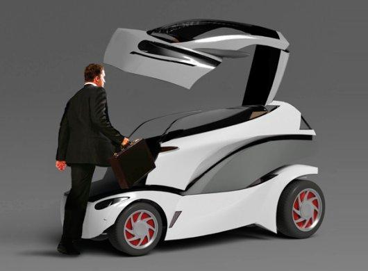 Автомобиль-трансформер Mono