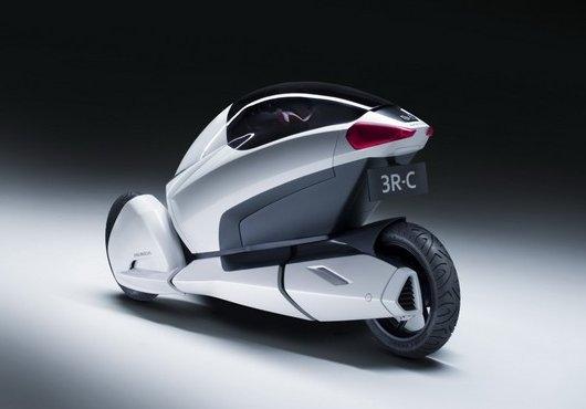Автомобиль 3R-C с электродвигателем