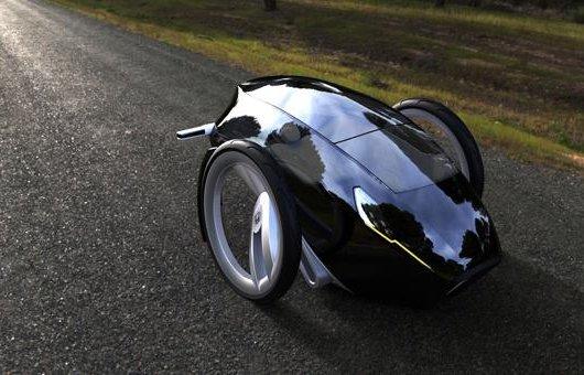 Городской электромобиль Honda type E