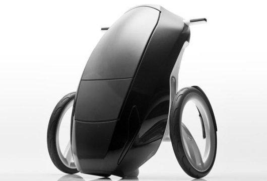 Концептуальный электромобиль Honda type E