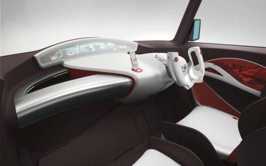 Концепткар Toyota Hi-CT