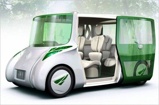 Concept car Toyota RiN