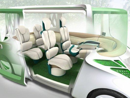 Концепт кар Тойота РиН