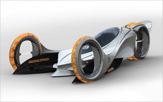 Mazda из будущего
