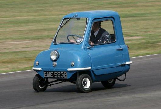 Микроавтомобиль Peel P50