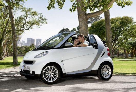 Микроавтомобиль Smart ForTwo