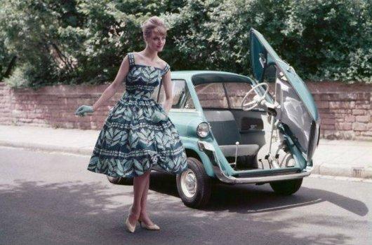 Миниавтомобиль Isetta