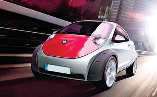 Миникар Isetta BMW