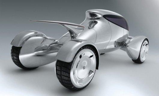 Концептуальное авто Peugeot Moonster