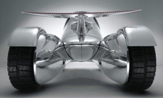 Концепт автомобиля Peugeot Moonster