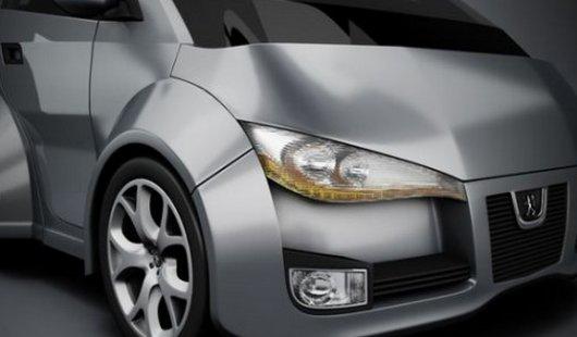 Компактный миникар Peugeot PLUX