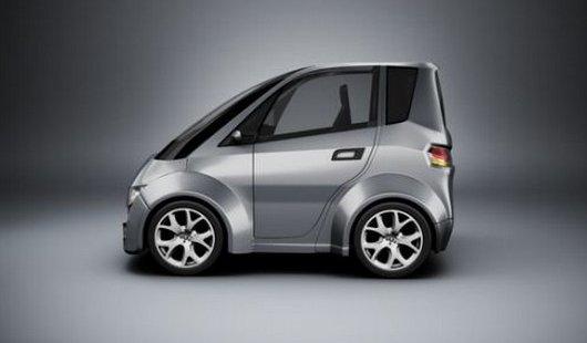 Раздвижной автомобиль Peugeot PLUX