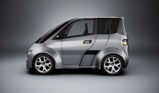 Раскладной автомобиль Peugeot PLUX