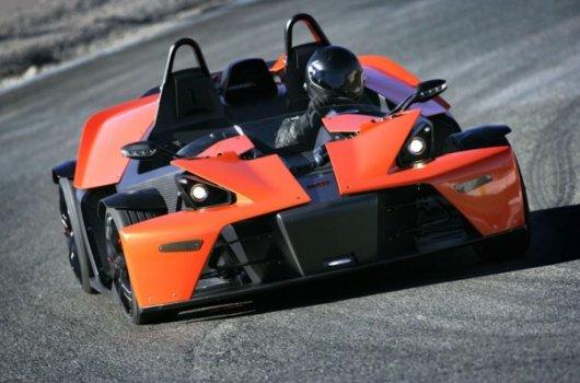 Спортивный автомобиль X-Bow от КТМ