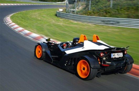 Спортивный автомобиль КТМ X-Bow
