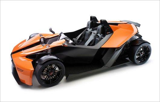 Спорт-кар КТМ X-Bow
