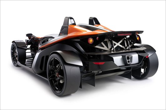 Спорткар КТМ X-Bow