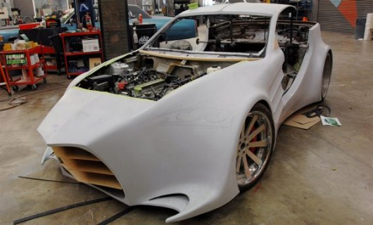 Ford Mustang Project B