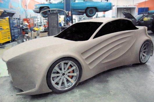 Форд Мустанг Проект Б