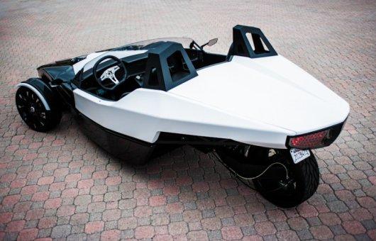 Бэтменмобиль Torq Roadster для суперменов