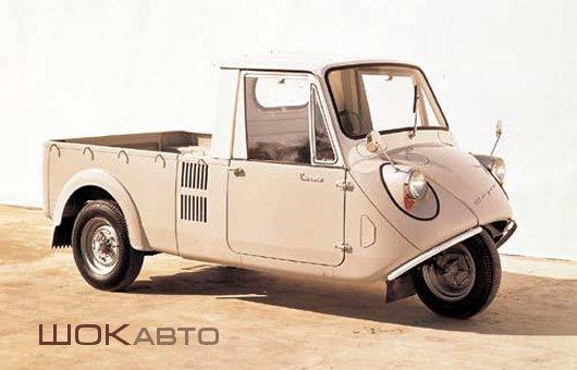 Грузовой мотороллер Mazda K360
