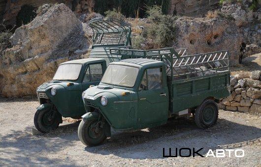 Грузовой миниавтомобиль Мазда