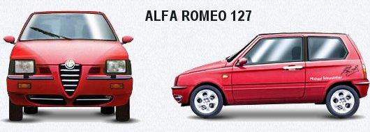 Ока Alfa Romeo 127