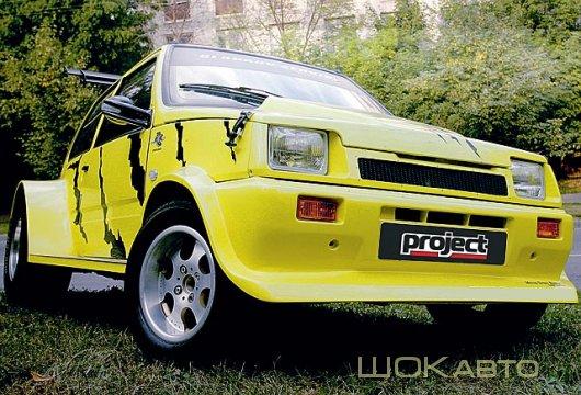 Спортивный автомобиль Ока