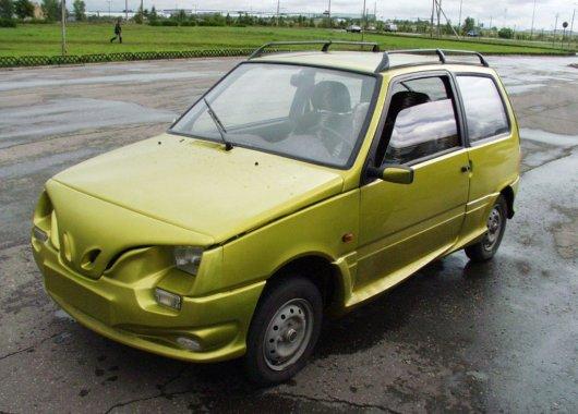 Типы кузова автомобилей Ока