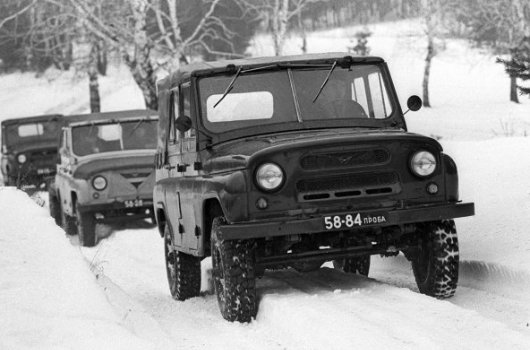 Советский УАЗ