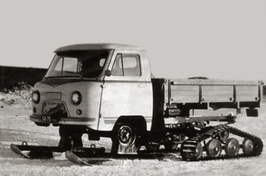 Экспериментальный УАЗ-451С