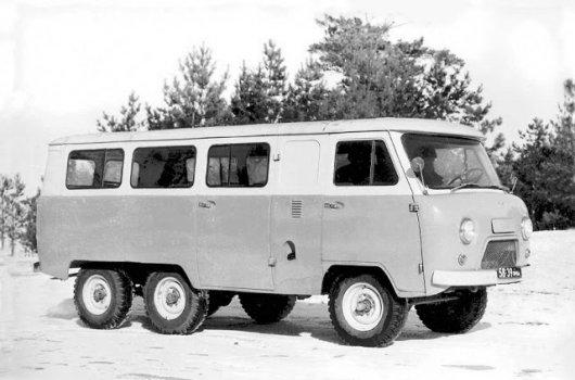 УАЗ-452К Медея