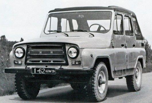 УАЗ-469Б НАМИ