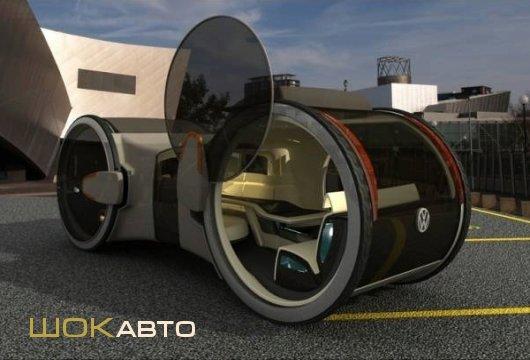 Мобильный офис на колесах VW T-6