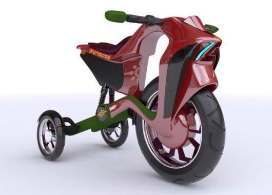 Электровелосипед Synapse