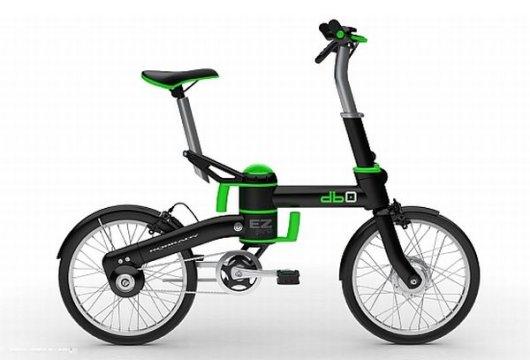 Электровелосипед Robrady db0