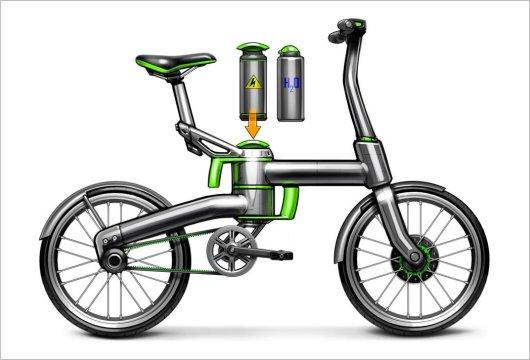 Электрический велосипед db0