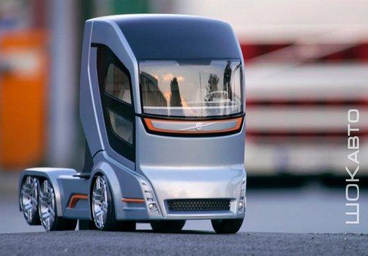 Грузовые автомобили будущего