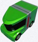 Фургон-гармошка Plicar