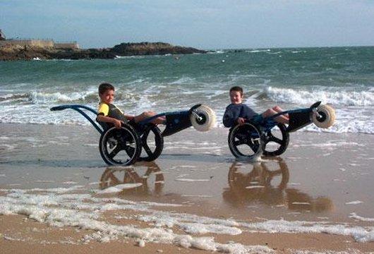 Инвалидная коляска Hippocampe active